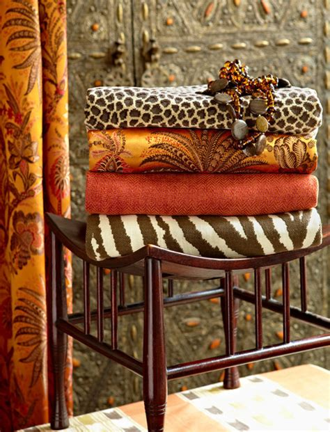 Upholstery San Francisco caravan textile collection by suzanne tucker home