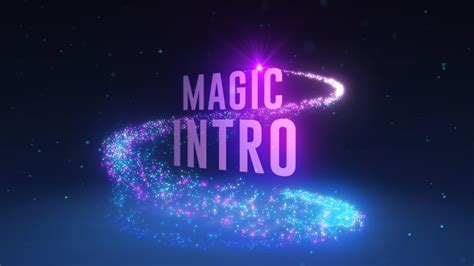 colorful magic after effects tutorial colorful magic trails with