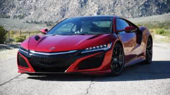 2017 acura nsx review drive