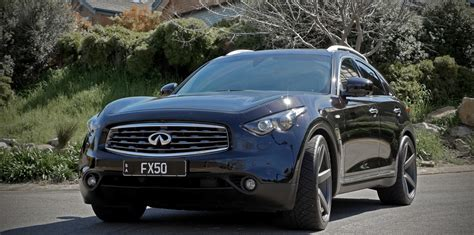 infiniti fx50 lowered iron chef imports 187 2011 infiniti fx50 s premium