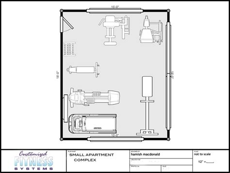 Apartment Building Floor Plan by Customizedfitnessplans Gfp 12