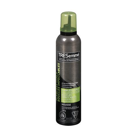 Shoo Tresemme Scalp Care flawless curls mousse