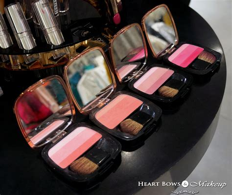 Makeup Loreal l oreal lucent magique blush of light glow palette swatches price india bows makeup