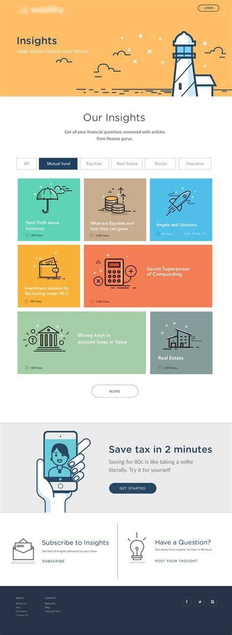web ui layout design best 25 website layout ideas on pinterest what is user