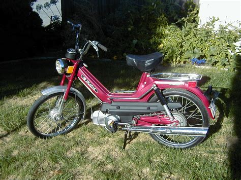 Mofa Puch by 1977 Puch Maxi Moped Photos Moped Army
