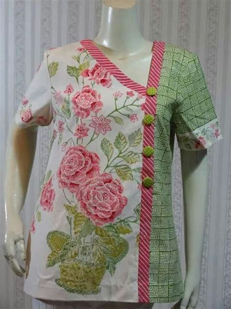 Baju Fixie Batik Top Pink 17 best images about dress on cheongsam modern dresses and louis