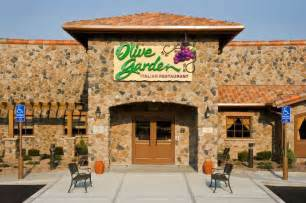 olive garden american flag display would disrupt the