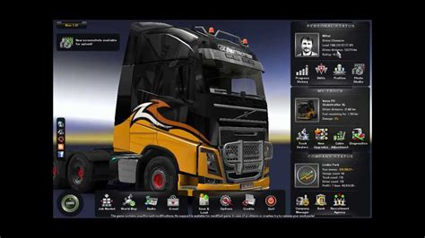 mod de save game para ets2 euro truck simulator 2 savegame v 1 9 xx youtube