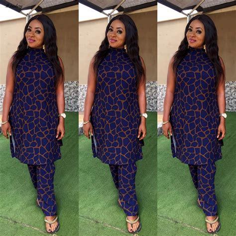 top ten extraordinary trendy ankara styles 2016 dabonke trendy ankara styles dresses for woman