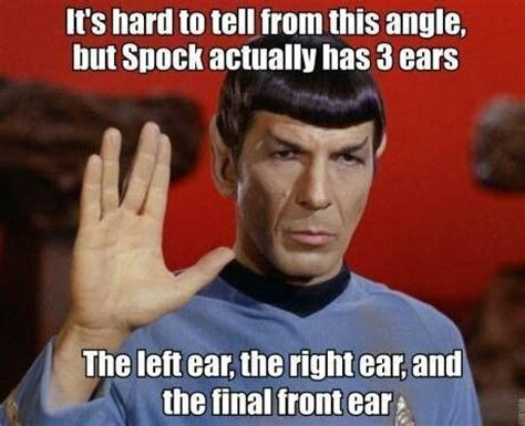Spock Memes - 17 best ideas about star trek humor on pinterest star