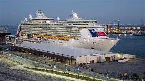 princess cruises galveston galveston s economy fueled by tourism cruises houston