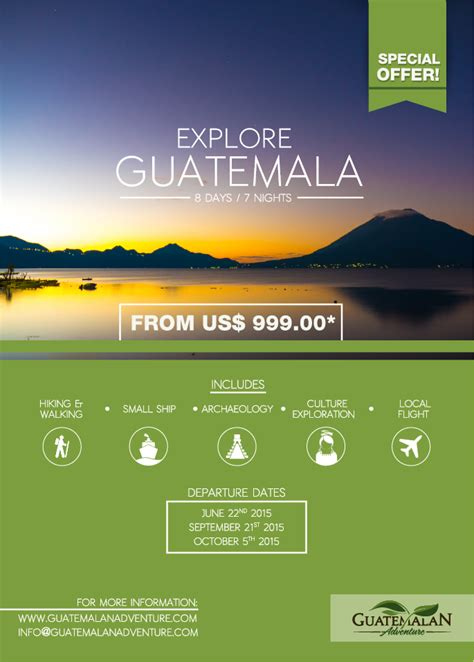preguntas en ingles acerca de viajes afichespecialoffer ingles guatemalan adventure