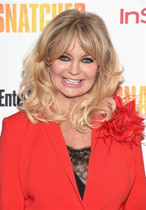Goldie Hawn Hairstyles by Goldie Hawn Hairstyles Goldie Hawn Casual