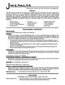 Free Registered Resume Templates by Free Rn Resume Templates Sle Nursing
