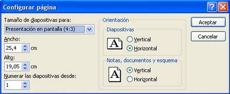 Powerpoint 2010 3 3 1 configurar pagina power point