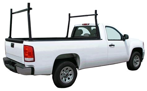 Contractor Rack by Prorac Truck Utility Rack Prorac Contractor Series Steel