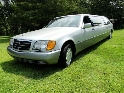 1993 Mercedes Benz 500SEL Limousine for sale #64819   MCG