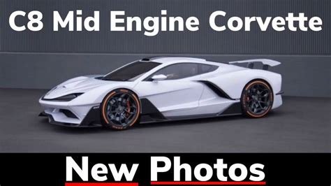 2020 Cadillac Mid Engine by Zora 2020 Chevrolet Corvette C8 Chevy Mid Engine Finally