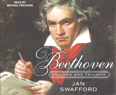 beethoven biography audiobook beethoven jan swafford 9781494507695