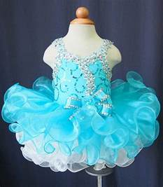 girls toddler infant cupcake pageant dresses birthday