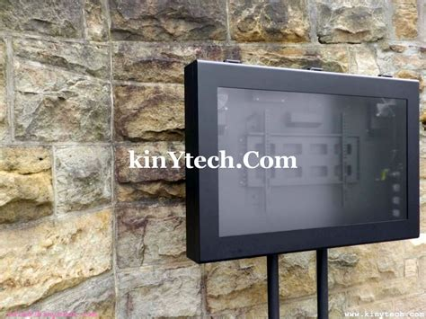 outdoor tv cabinet ideas our new custom outdoor tv cabinet home pinterest plasma