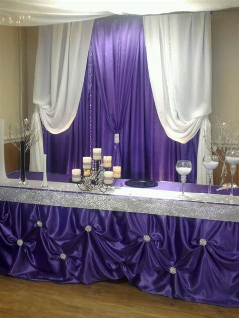 559 best head table set ups images on pinterest head
