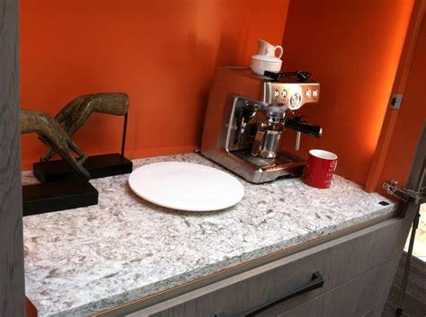 Kitchen Countertops Atlanta by Cambria New Quay Coffee Cupboard Countertop At 2013