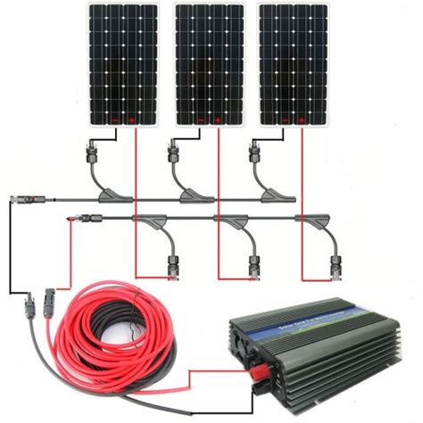 Solar Cell Monocrystalline 156 X 156mm Kit 3 Busbar Solar Panels Best eco worthy 450w complete kit 3pcs 150w monocrystalline solar panel system 500w grid tie