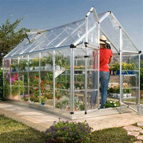 greenhouse in backyard backyard greenhouse ideas outdoor furniture design and ideas