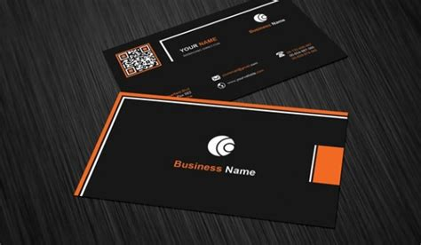 4 side free psd business card templates actions business card template with black background psd file