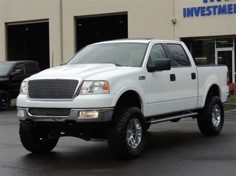 2005 Ford F150 Lariat by 2005 Ford F 150 Lariat Lifted