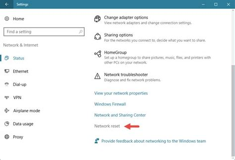 resetting wifi on windows 10 how to reset all your windows 10 network adapters with
