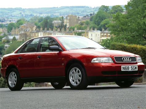 Audi A4 8d 1994 audi a4 8d b5 pictures information and specs