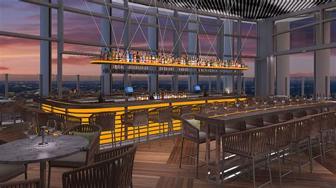 top bars in charlotte nc details emerge on modern italian restaurant and rooftop