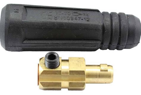 Socket Soket Relay With Kabel jual kabel las connector socket harga murah kota tangerang oleh toko anugrah cipta energy