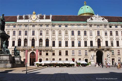 Home Design Online Free photo hofburg palace vienna austria