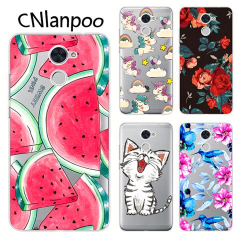 Huawei Y7 Casing Wadah Belakang Back Kasing Design 048 for huawei y7 prime design painted soft tpu silicone phone back protective cover for