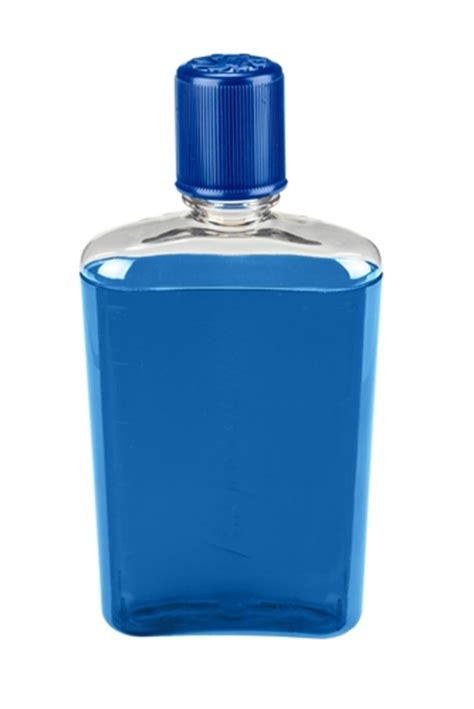 Nalgene Flask Blue flask