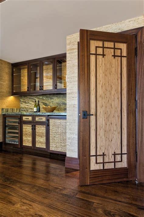 asian interior doors asian inspired retreat in palm interior custom