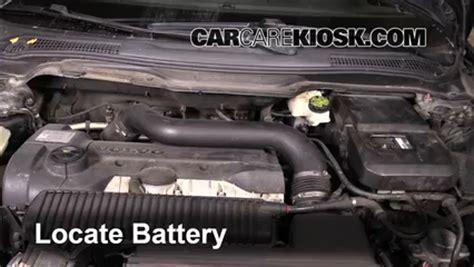 volvo xc battery location car image ideas