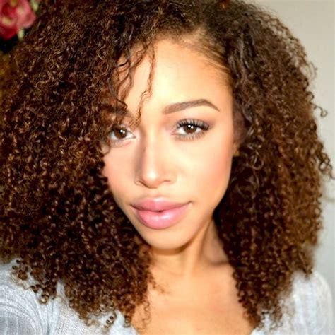 lightskin woman hair style light skin girls with curly hair montenr