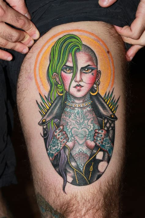 punk tattoo designs images designs