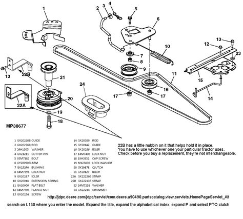 deere drive belt diagram lt155 within d130 wiring