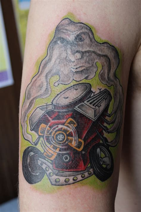 v8 tattoo designs v8 engine free engine image for user