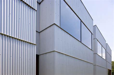 Corrugated Metal Cladding Corrugated Iron Vertical Corrugated Iron Cladding