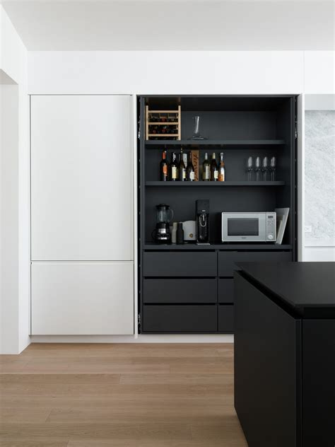 Kitchens Plus Team Valley by Disappearing Act 14 Minimalist Kitchens Remodelista