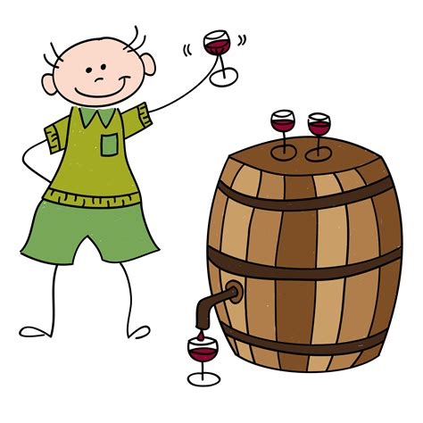 cartoon wine enjoy discovering wine enjoy discovering wine