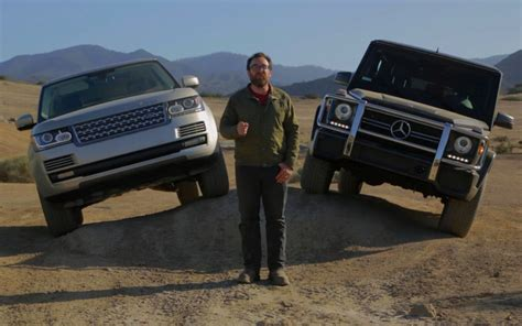 mercedes land rover totd mercedes benz g63 amg or range rover w poll