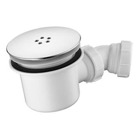 ideal standard idealite top access shower tray waste and