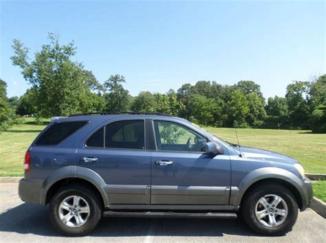 2004 Kia Sorento Transfer 2004 Kia Sorento Ex 4dr Suv In Knoxville Tn Budget